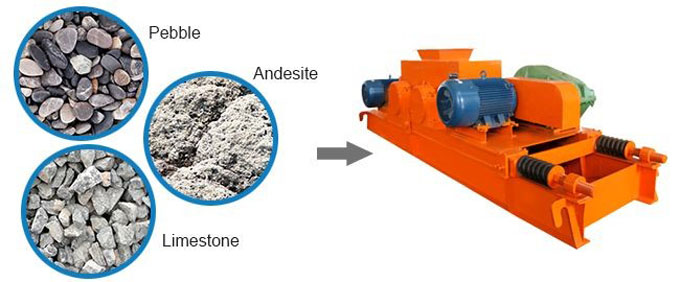 roll crusher application