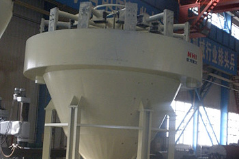 Magnetic Dewatering Tank