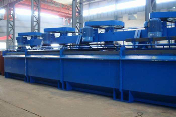 XJM Flotation Machine