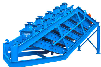 ZKJ-D vibrating Screen
